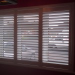 Easy Tilt 3 Door Shutters Rochester Kent